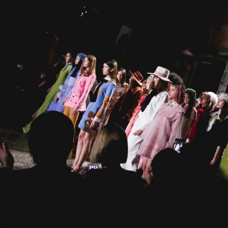 Attend Vivetta Fashion Show S/S 2017 | 2 seats + 1 backstage pass