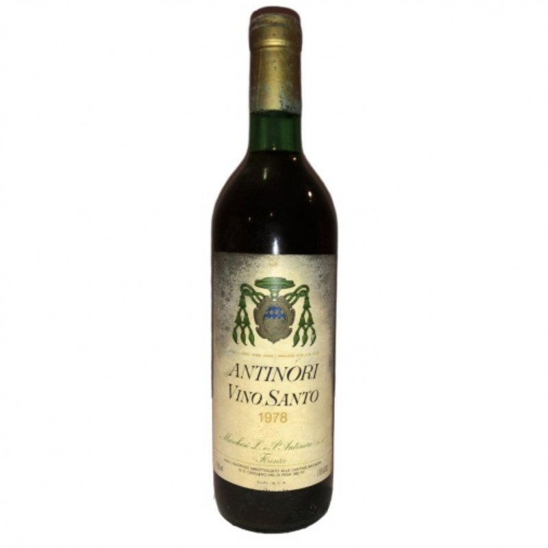 Bottle of Antinori Vino Santo, 1978 - Chianti Marchesi di Antinori