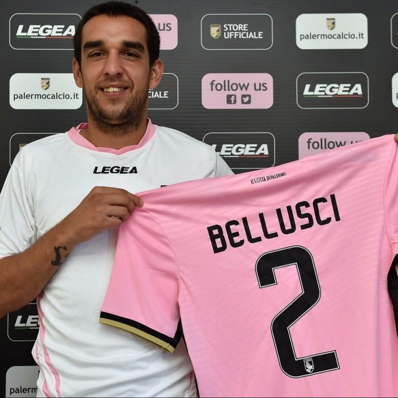 Bellusci's Palermo Presentation Shirt, Signed