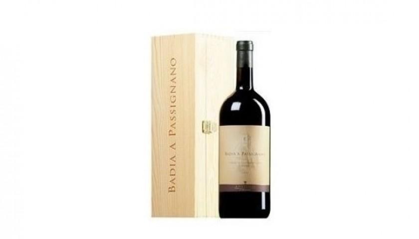 2013 Chianti Magnum Bottle – Badia a Passignano Estate