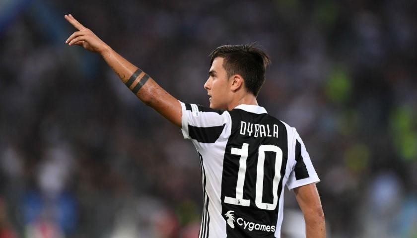 ad6fba82d Official 2017 18 Dybala Juventus Shirt