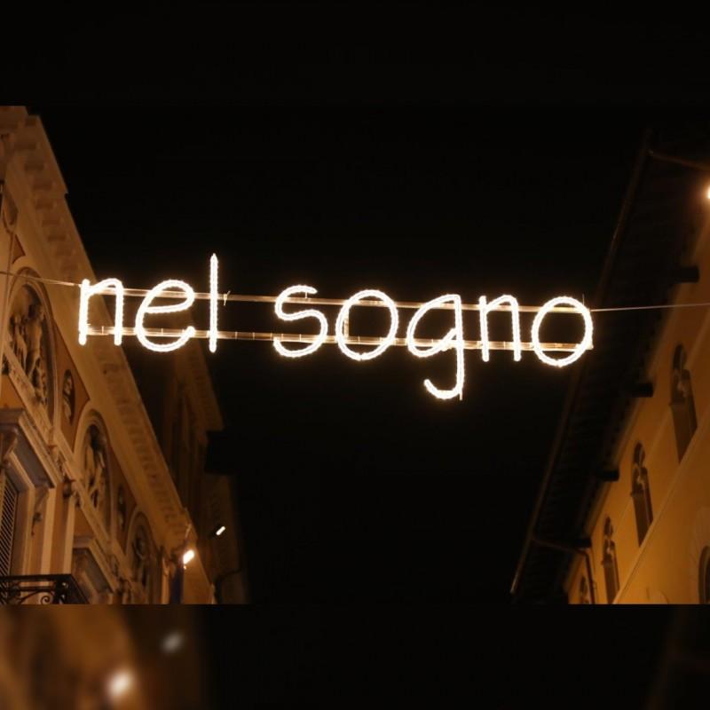 """Anche se nel sogno"" - Streetlight by Ayrton Senna"