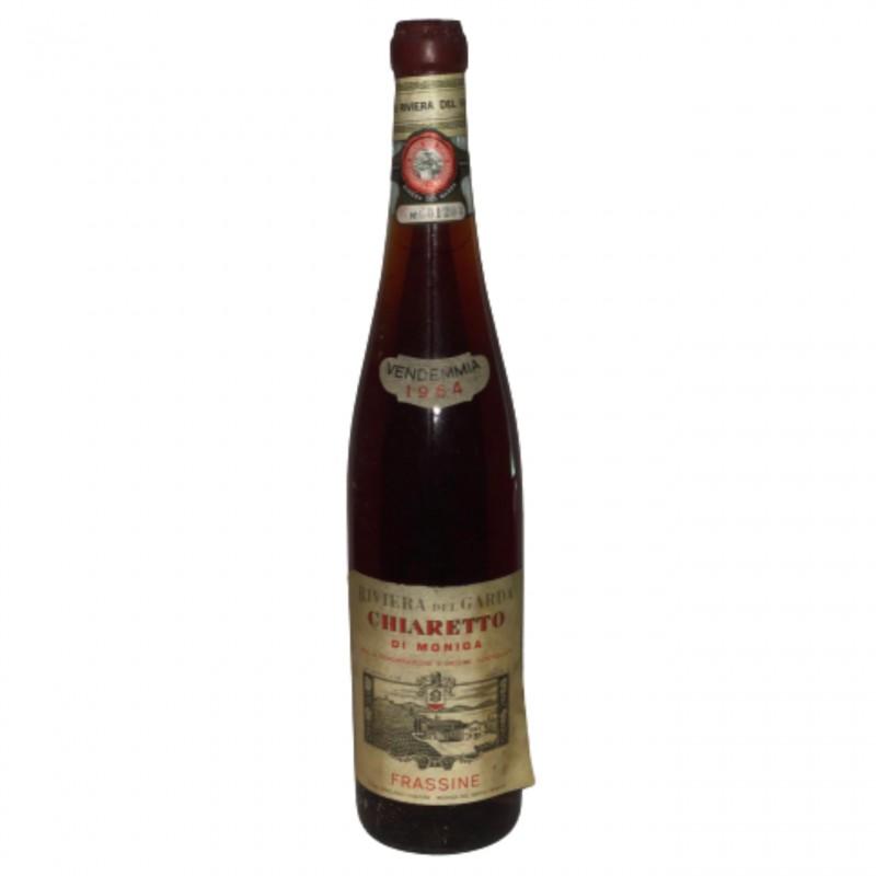 Bottiglia Chiaretto di Moniga, 1964 - Frassine