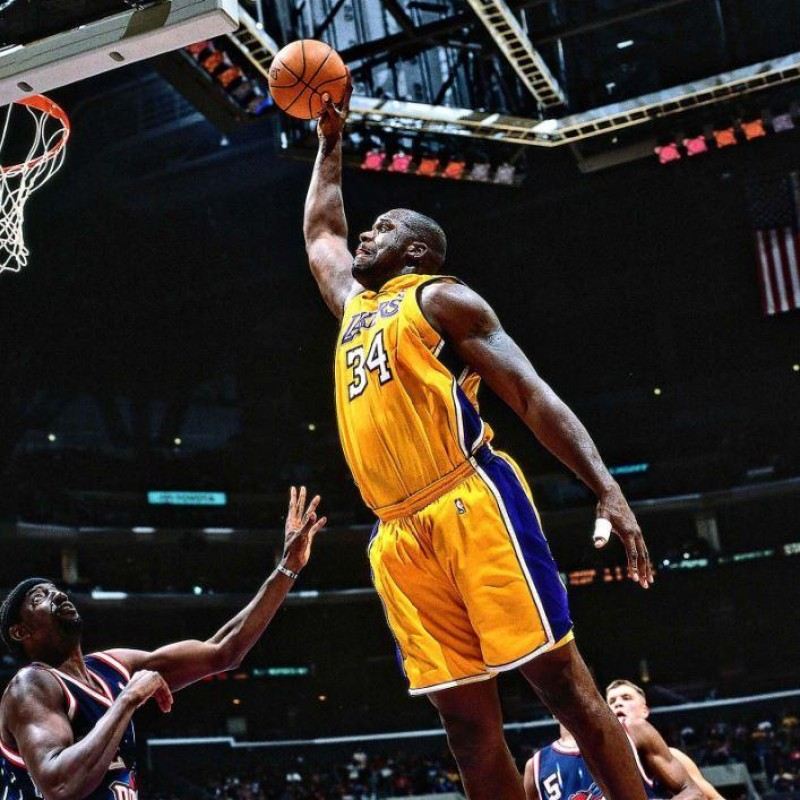 Shaquille O'Neal Bidder's Choice Package