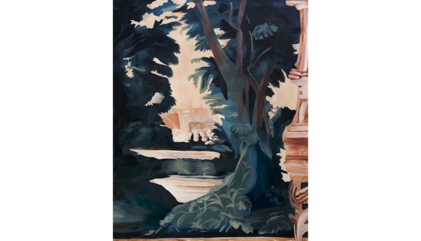 """Oil Painting """"Fluency & Flow"""" Virtual Art Course with Renowned LA Artist Kimberly Brooks"""