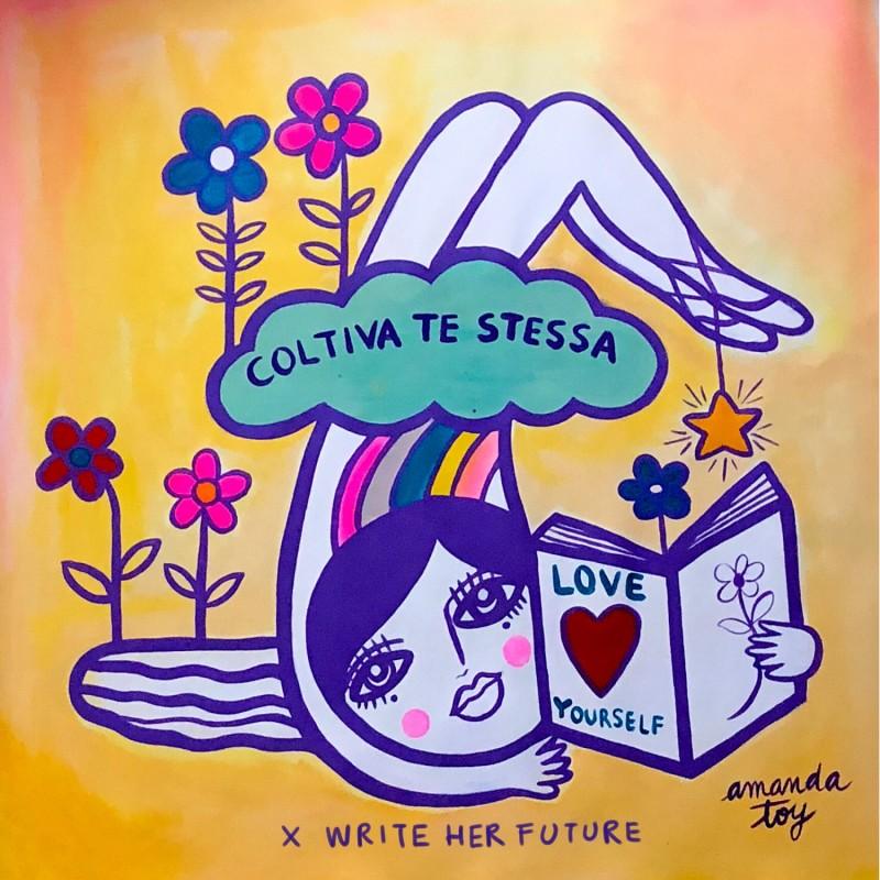 """""""Coltiva Te Stessa"""" by Amanda Toy"""