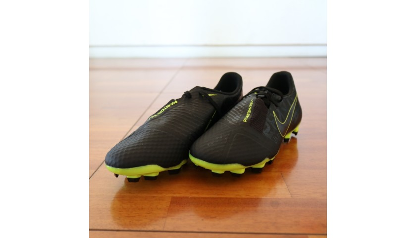 Nike Boots - Signed by Lautaro Martínez