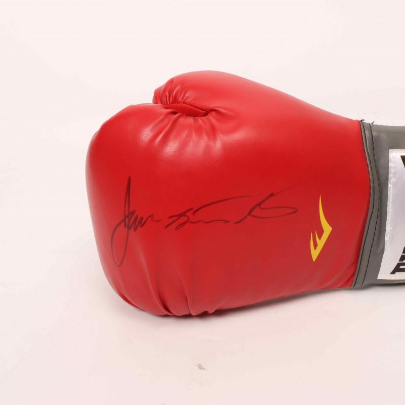 James Toney Signed Glove