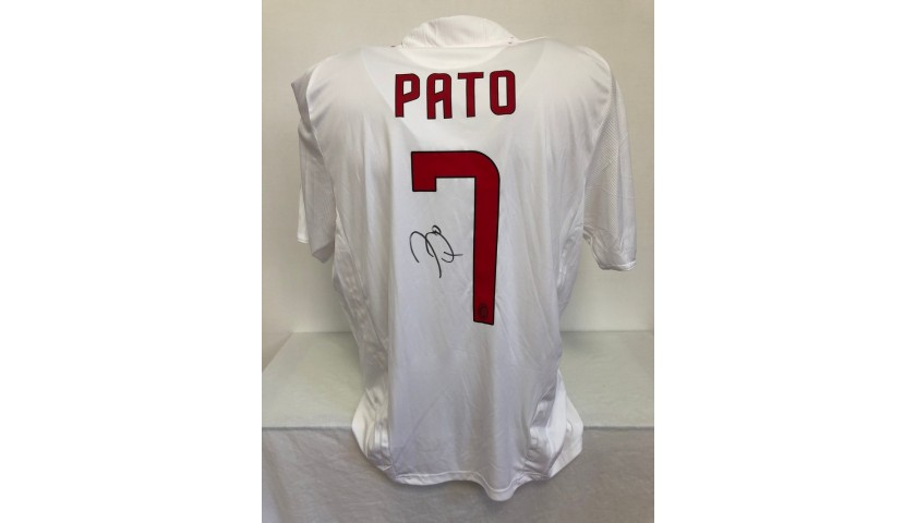 Maglia Pato, indossata Cagliari-Milan 2008