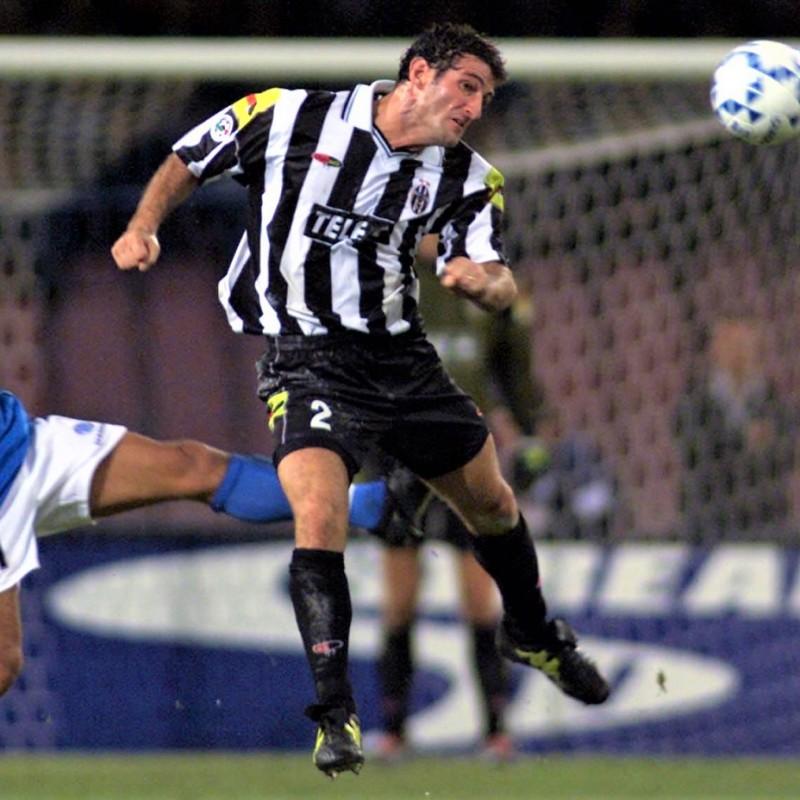 Maglia gara Ferrara Juventus, 2000/01