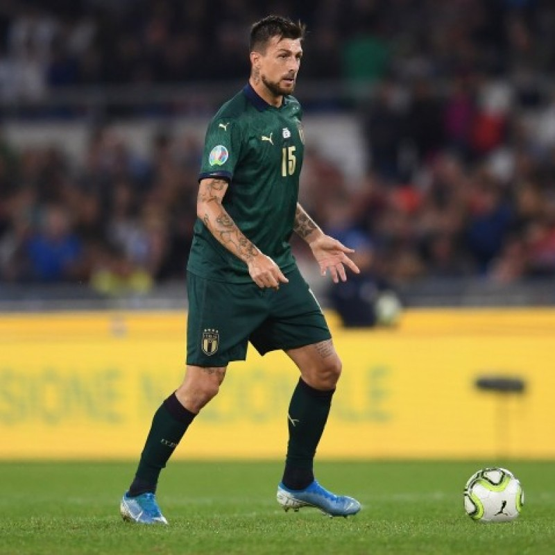 Acerbi's Match Shorts, Italy-Greece 2019