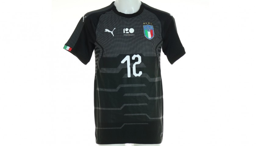 Cragno's Match Shirt, Italy-Usa 2018