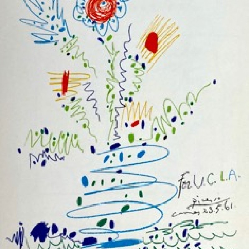 """""""Au Printemps"""" by Pablo Picasso"""