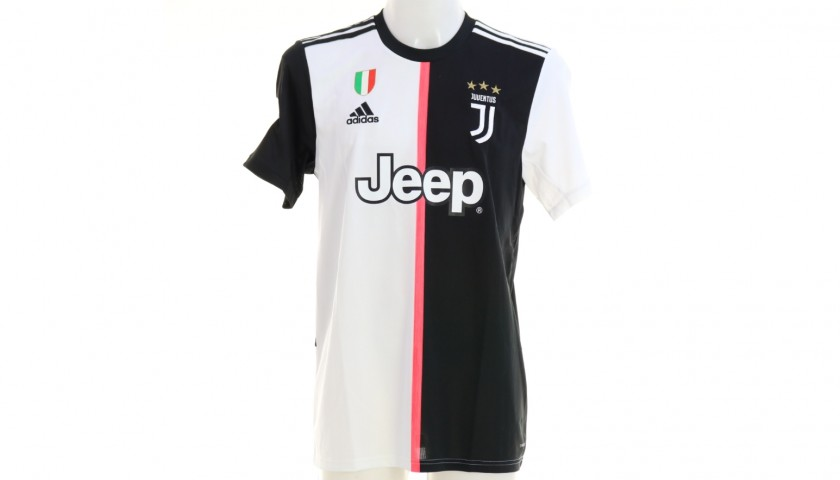 Dybala's Official Juventus Signed Shirt, 2019/20