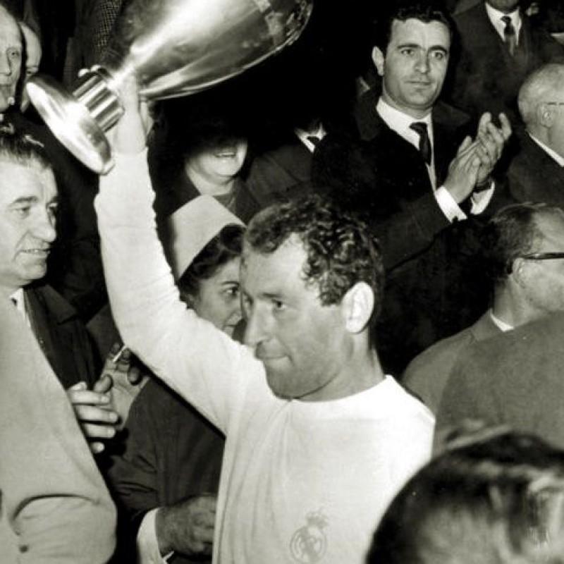 Gento's Real Madrid Worn Shirt, 1964