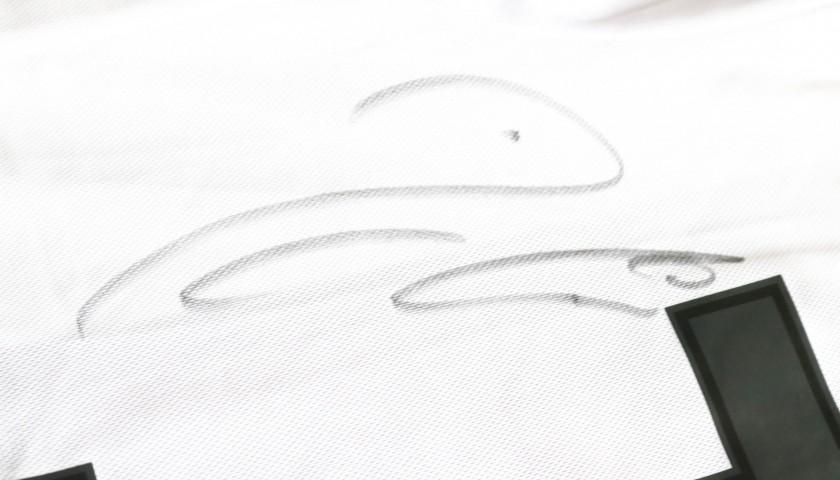 Dybala's Official Juventus 2018/19 Signed Shirt
