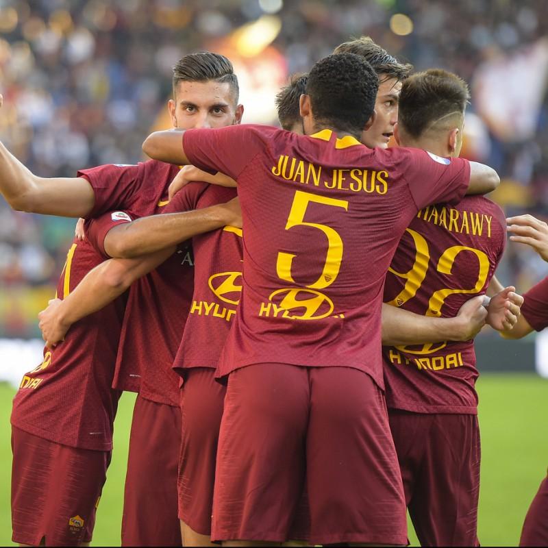 Vivi Roma-Inter dalla Players Zone + Hospitality