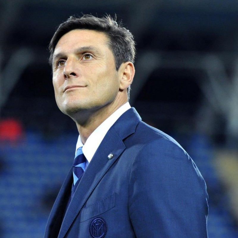 Visit the Inter Trophy Room with Javier Zanetti