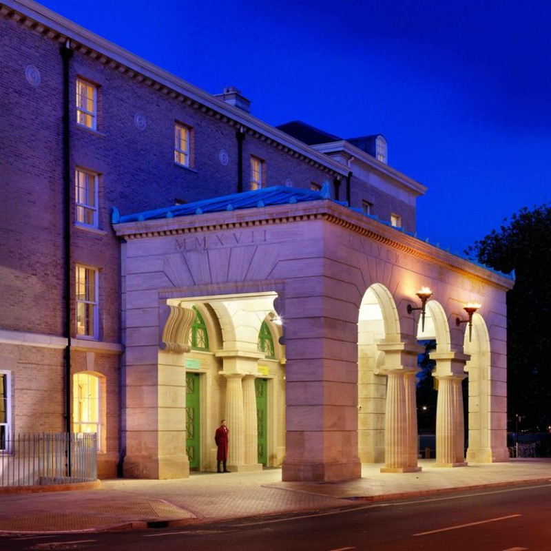 2-Night Stay for 2 in a Terrace Suite at the University Arms in Cambridge