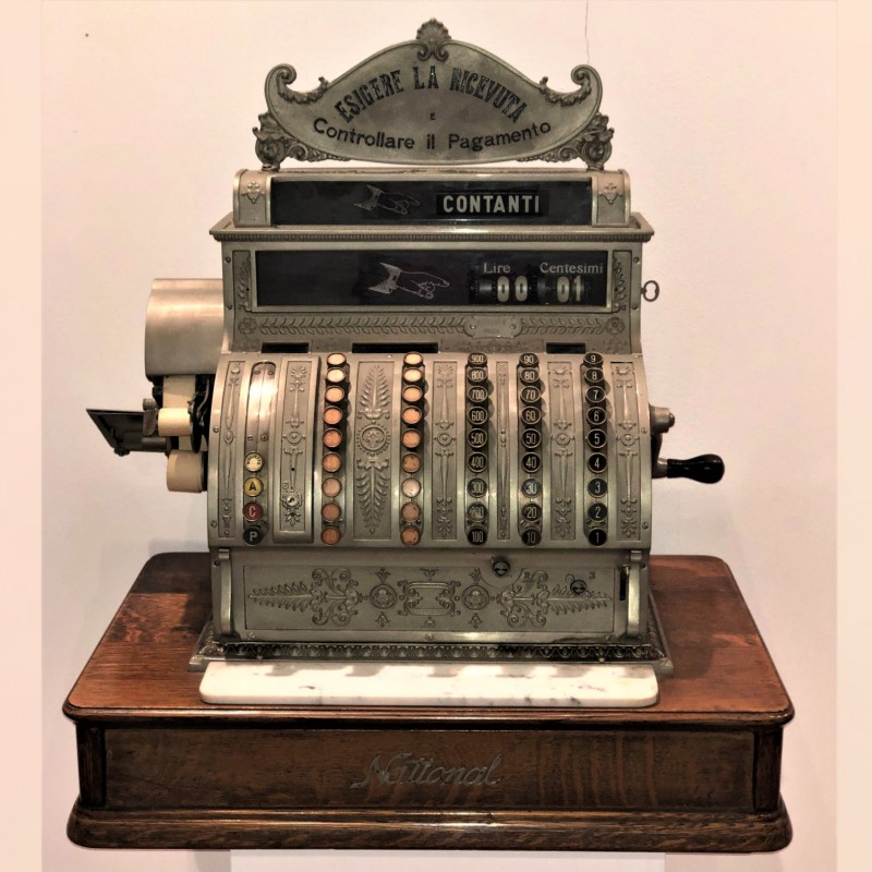 National Cash Register - Early 1900s