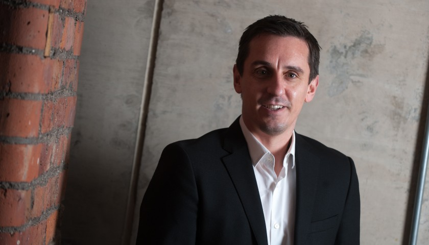 VIP Dinner with Gary Neville for 10  Guests