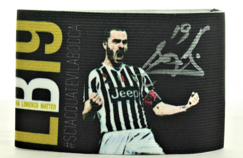 Captain's Match Armband - Signed by Bonucci