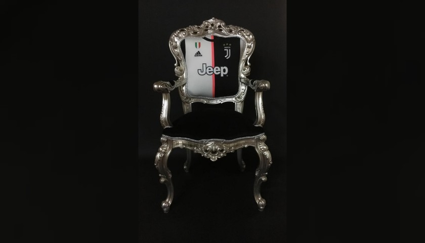 Personalized Throne Created by Gemelli Milano