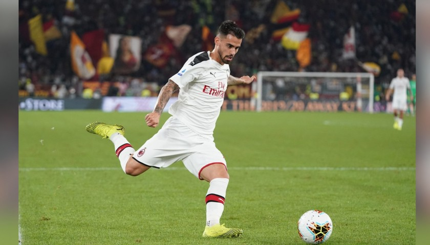 Meet Suso and Receive Puma Boots + AC Milan Shirt