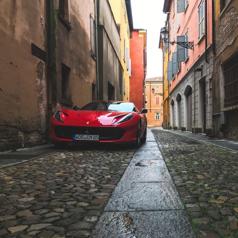 Ferrari Fantasy Experience
