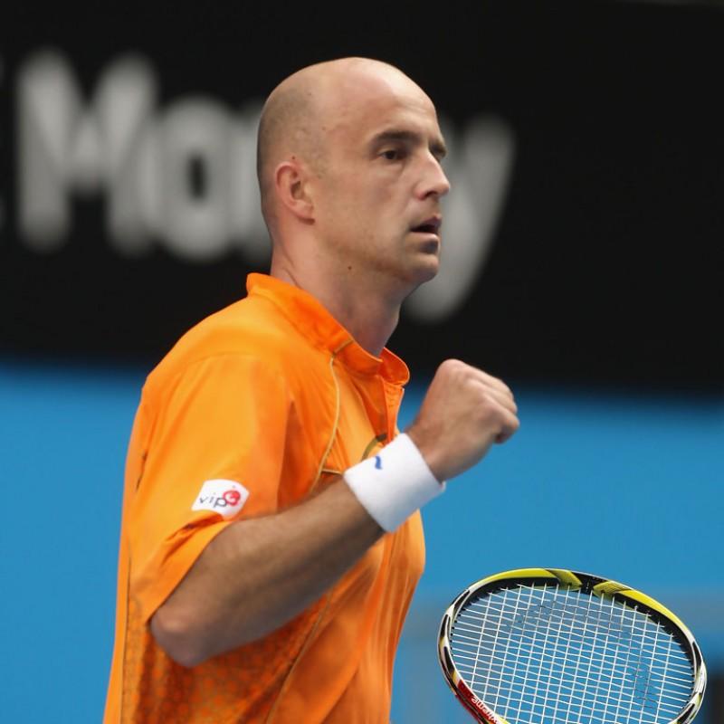 Ivan Ljubicic's Signed Head Racquet, 2009