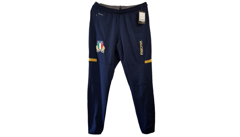 F.I.R. Rugby Pants Issued to Ghiraldini