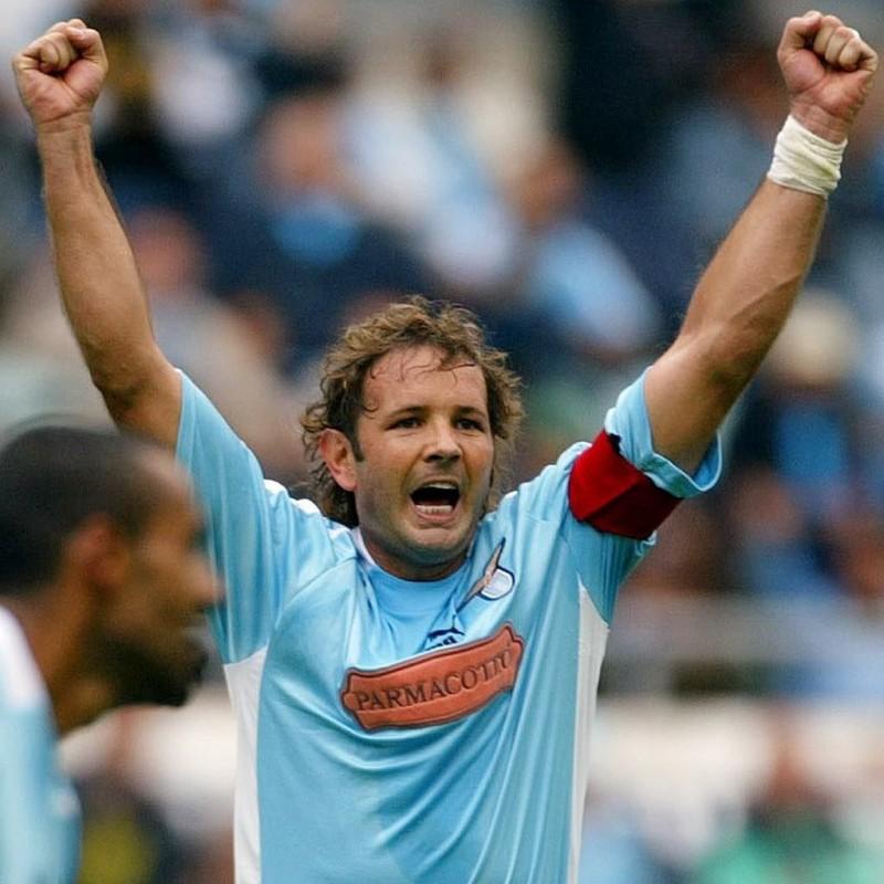 Mihajlovic's Lazio Signed Match Shirt, 2003/04