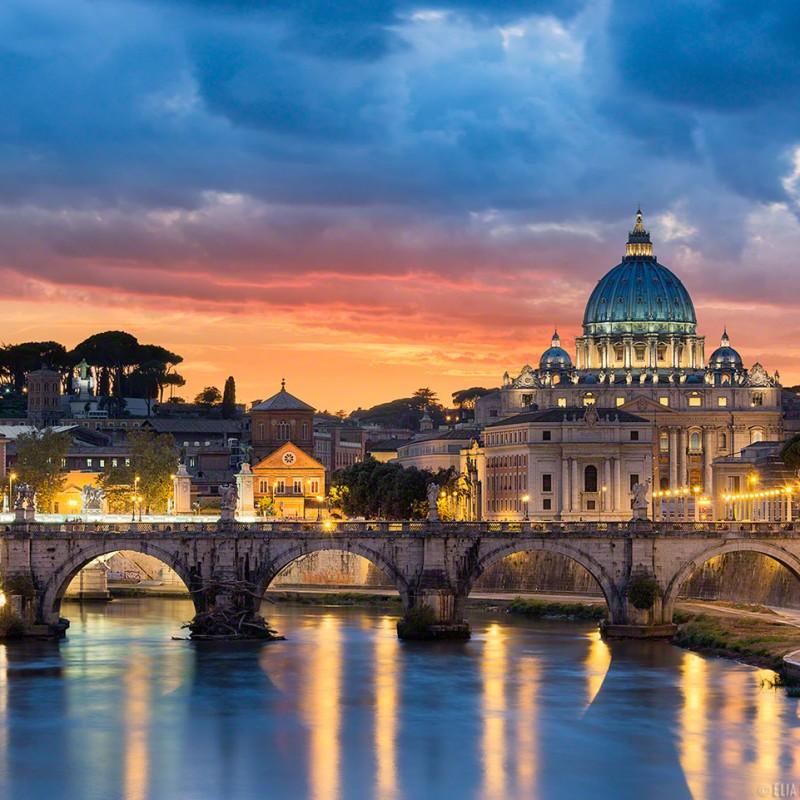 Rome Scavi Vatican with Palazzo and Valentini Tour