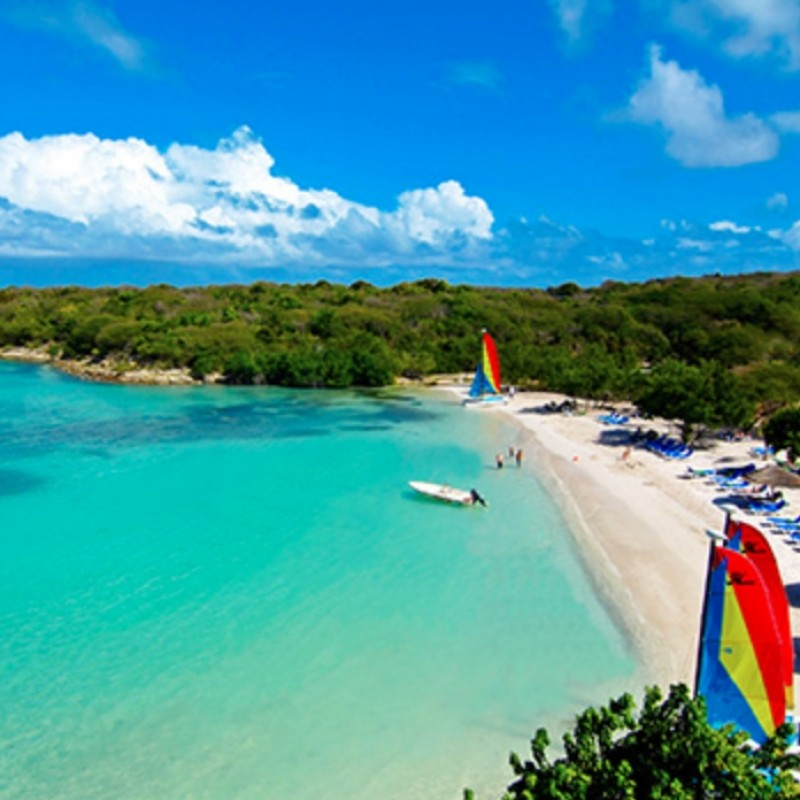 Goditi un soggiorno al Verandah Resort & Spa, Elite Island Resorts in Antigua