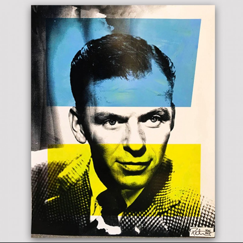 """Frank Sinatra"" by Peter Tunney"