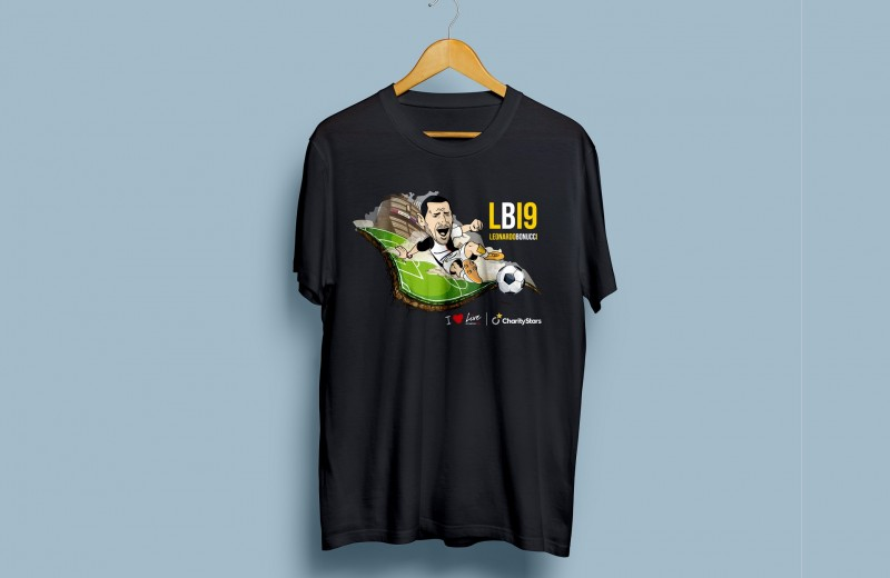 Black LB19 T-Shirt