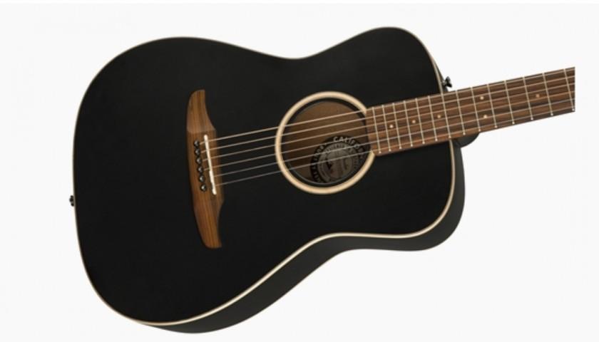 Avril's Personally Dedicated Guitar