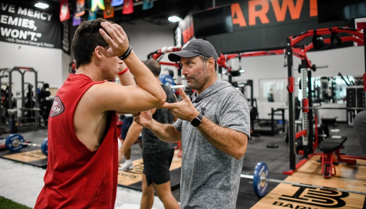 One Hour Evaluation by Mike Barwis, World Renowned Strength and Conditioning Coach + More