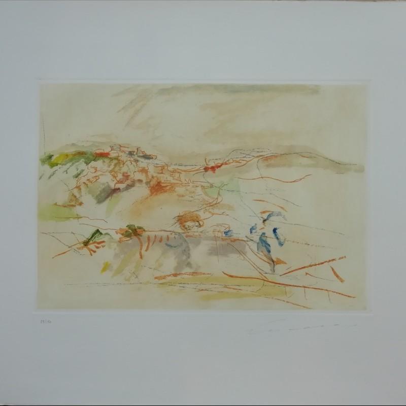 """""""Untitled"""" by Ernesto Treccani"""