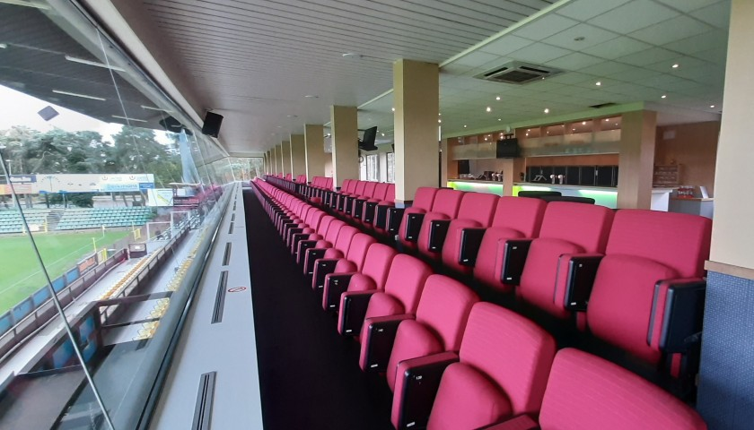 Lommel SK Duo Ticket Inside Business Seats