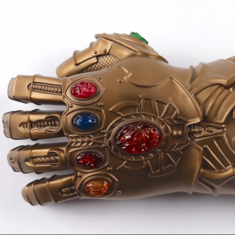 "Eric Bauza Signed ""Avengers"" Infinity War Gauntlet"