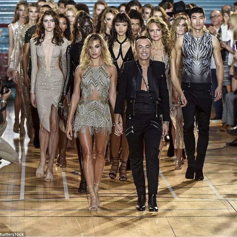 Attend the Julien Macdonald London Fashion Week Show 2020