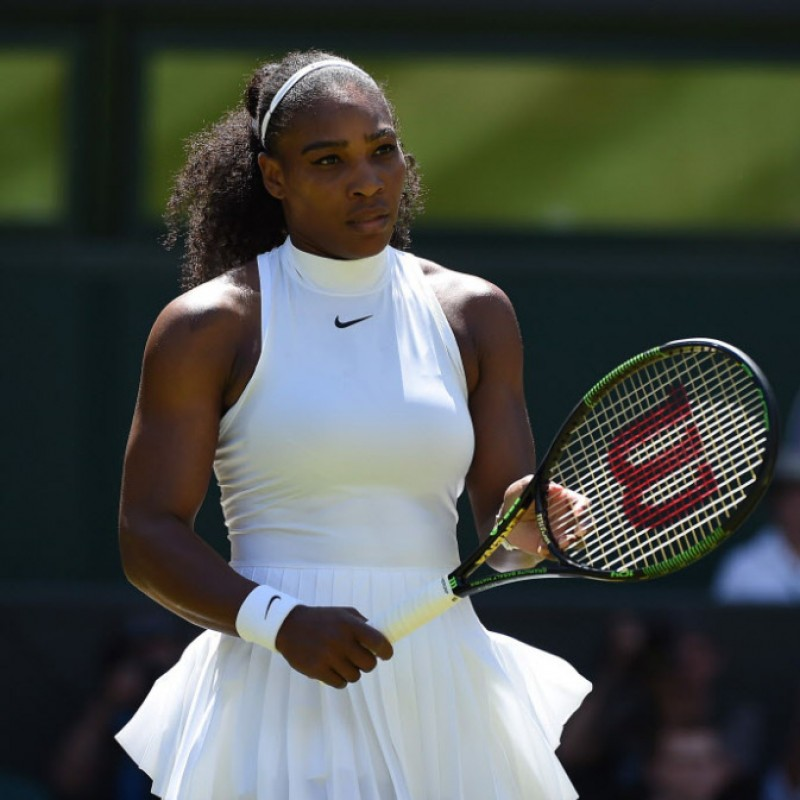 Serena Williams' Wimbledon outfit