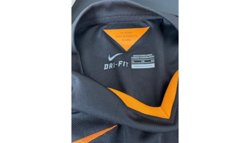Pellegrini's Official Roma Signed Shirt, 2014/15