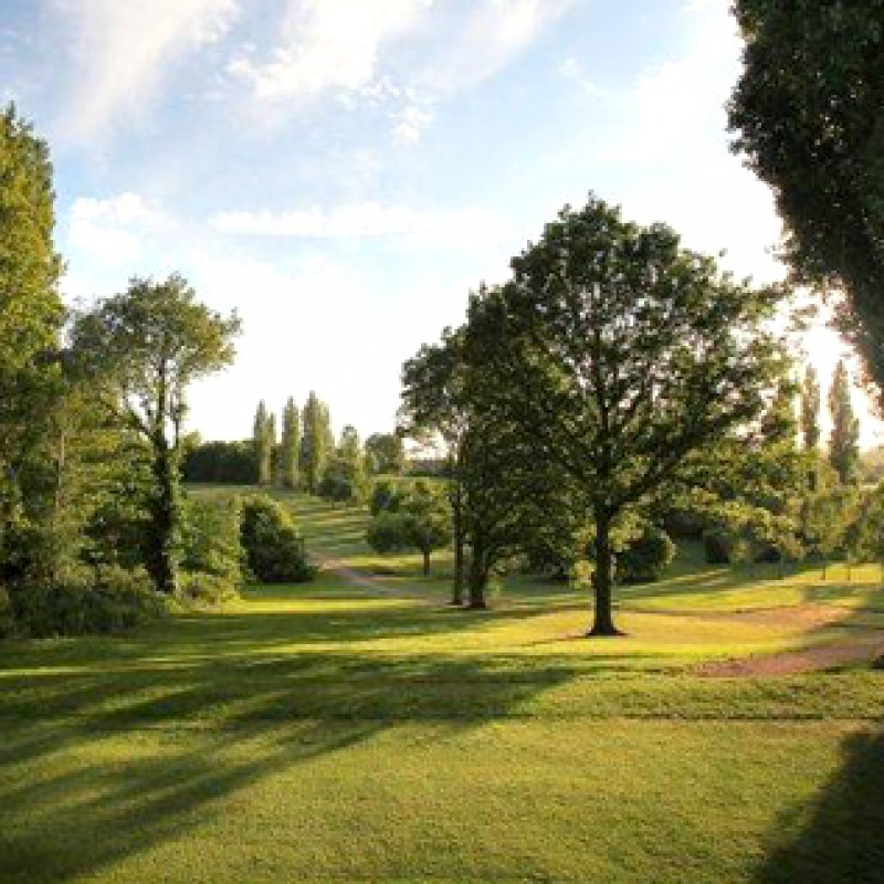 Fourball at Muswell Hill Golf Club