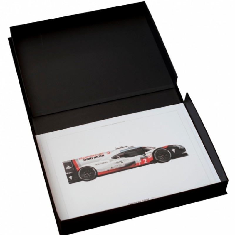 The 24H Le Mans Winners Collection Hall Of Fame Edition