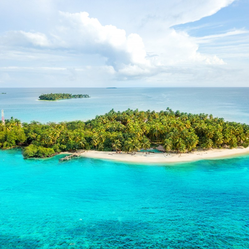 One Week on a Private Caribbean Island for Two