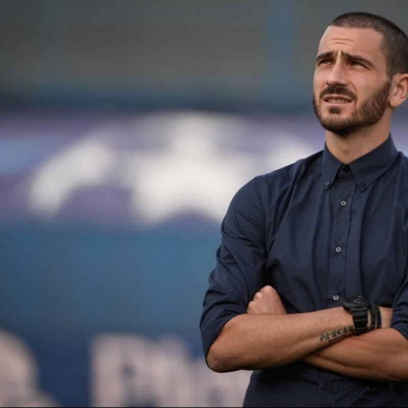 Bonucci experience: Juventus Dinamo Zagabria + dinner with him + hotel