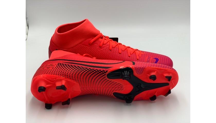 Nike Mercurial Boots - Signed by Ibrahimović