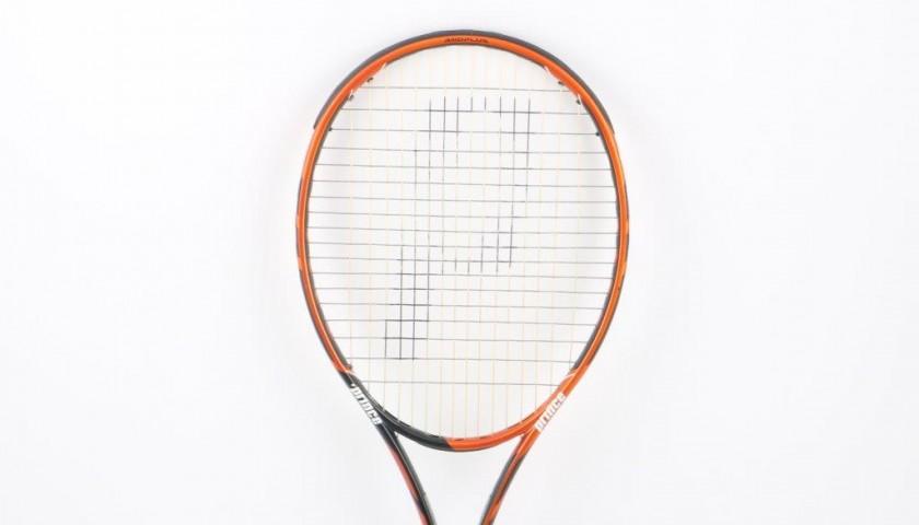 Signed David Ferrer Tennis Racket